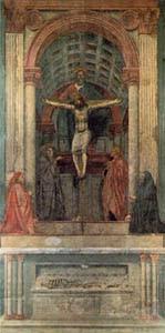 Masaccio's Trinity
