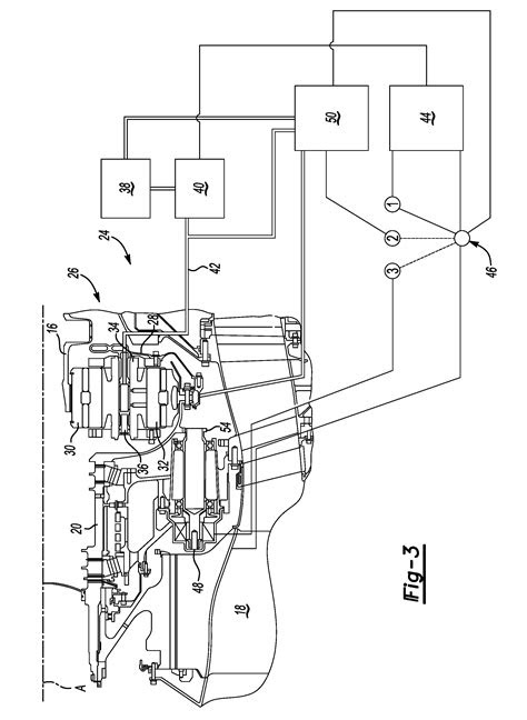 Patent US7849668 - Rotor brake and windmilling lubrication