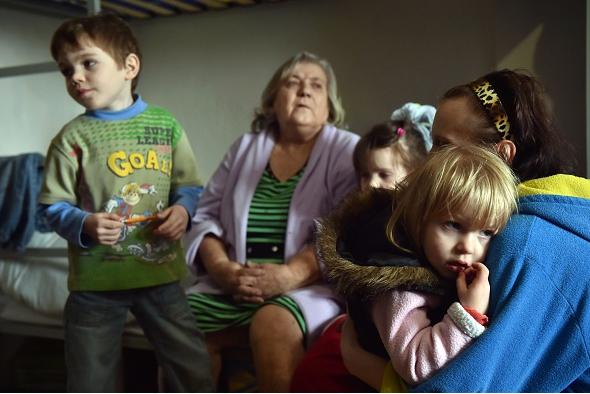 Polio in Ukraine