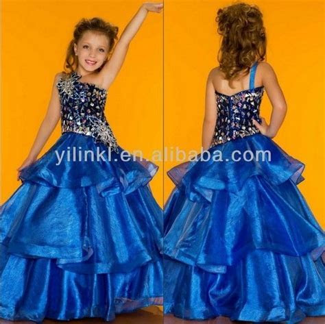 Gowns for 10 Year Olds     Western Wear One Piece Fancy