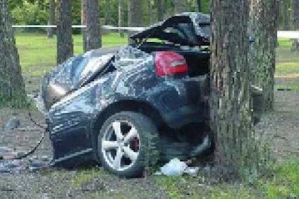 Audi A3 8l Crash