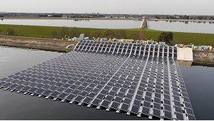 Flotovoltaica: Energia solar flutuante