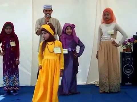 Fashion Show Anak Muslimah Hijabfest