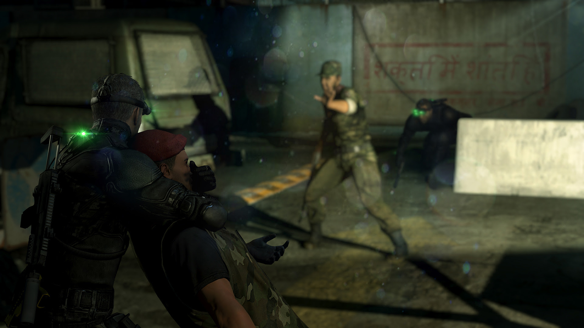 Don't expect a new Splinter Cell for a while screenshot