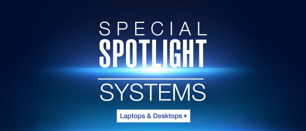 SPECIAL SPOTLIGHT SYSTEMS