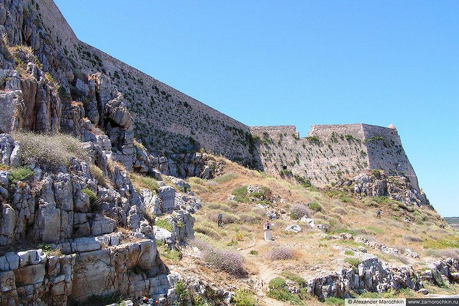Крепость Фортецца, Ретимно, Крит