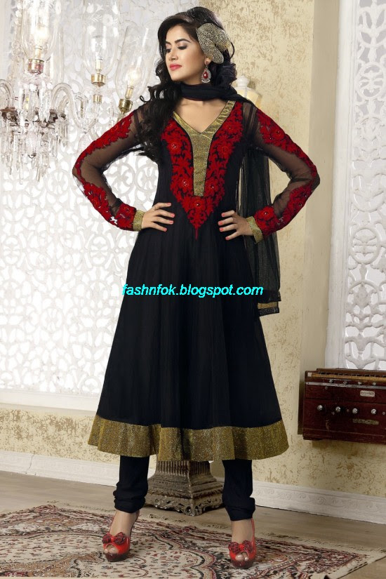 Anarkali-Fancy-Embroidered- Umbrella-Frocks-2013-Anarkali-Churidar-Shalwar-Kameez-Fashionable-Clothes-1
