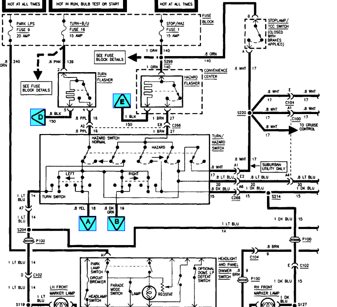 Diagram  1990 C1500 Heater Wiring Diagram Full Version Hd