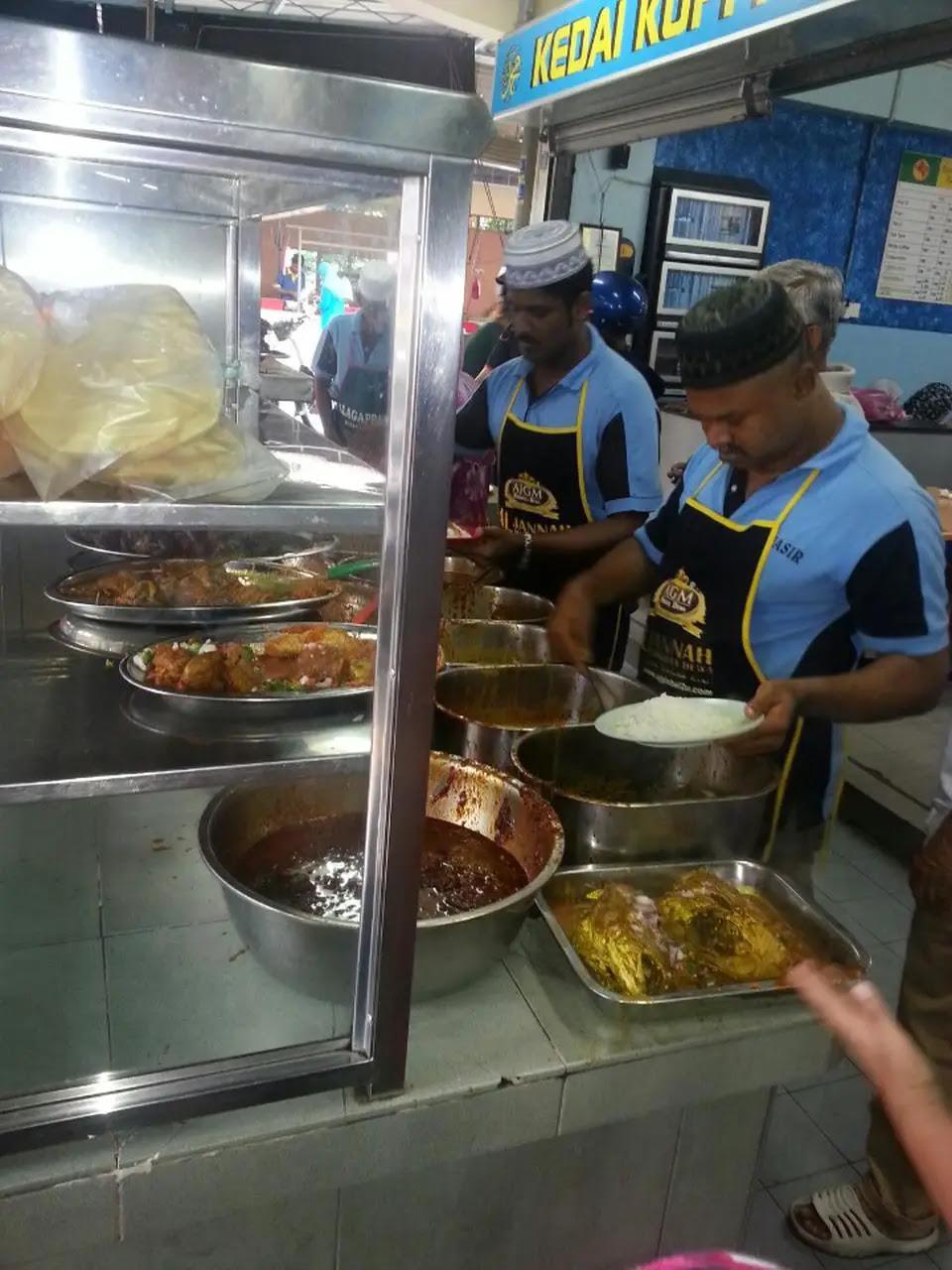 Nasi Kandar Kampung Melayu