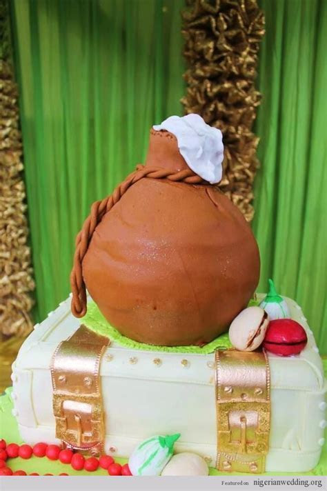 Traditional African Wedding Cakes.. ? African Designers Corner