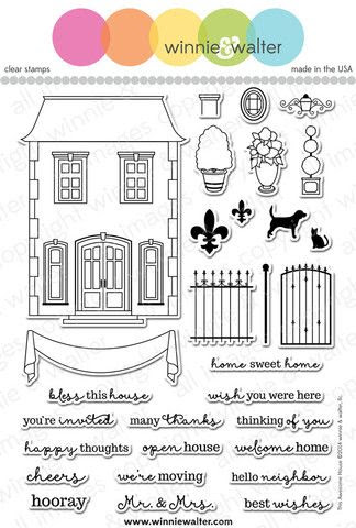 This Awesome House - Winnie & Walter, LLC