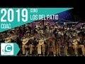 Todos los pases de Los del patio (Coro). COAC 2019