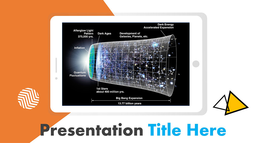 Big Bang And History Google Slides Themes And Powerpoint Template Download Free Powerpoint Ppt