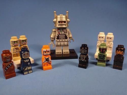 LEGO Battle of Hoth Figures