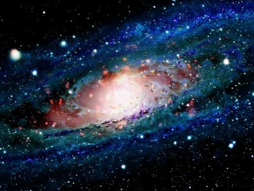 Bentuk-Bentuk Galaksi