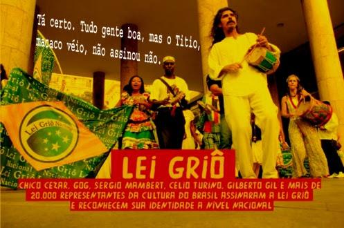 Lei Griô foto post copy