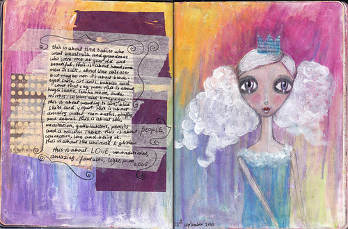 art journal sept 2010