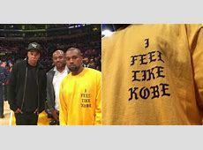 Kanye West Wears Custom Shirt to Kobe Bryant?s Final Game