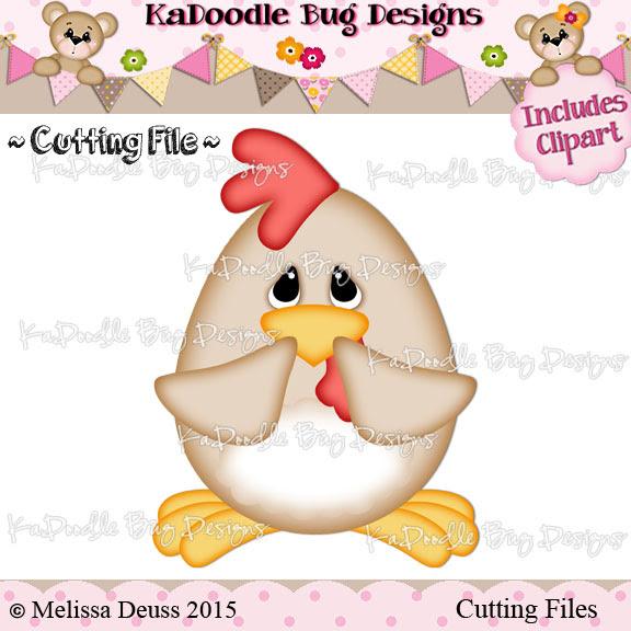 Eggie Buddies - Rooster