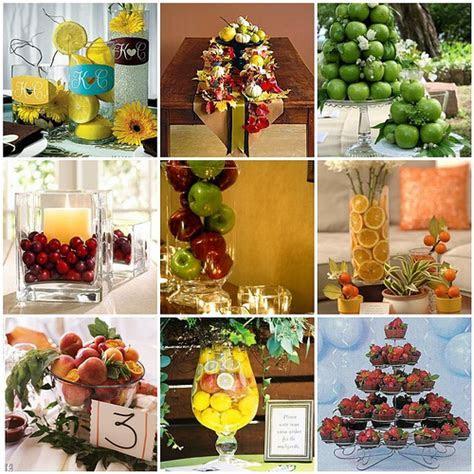 fruit centerpieces   Makeupshanna's Blog