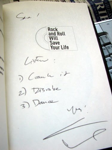 Rock n Roll Will Save Your Life by Steve Almond
