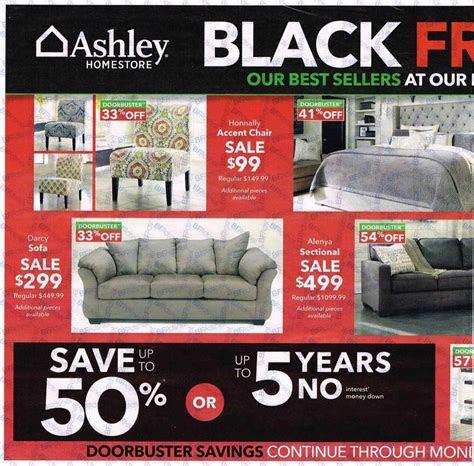 ashley furniture black friday ads  couponshy