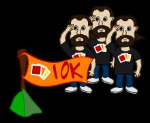[ocal 10K done]