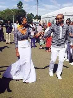 sotho traditional wedding attire 2017   Styles 7