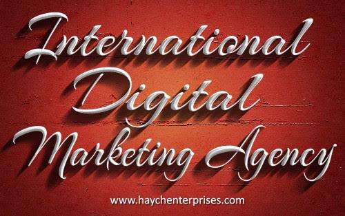 International Digital Marketing Agency