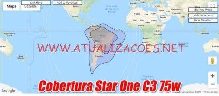 Star One C3 75w