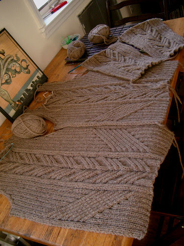 Urban Aran Pieces