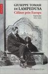 Călător prin Europa: epistolar 1925-1930