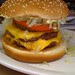 LaPlace Frostop Double Lot-O-Cheese Burger