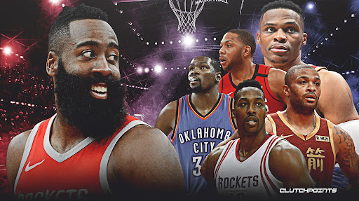 Avatar of James Harden's best teammates of all time