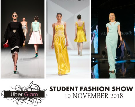 Uber Glam Fashion Design School School Style