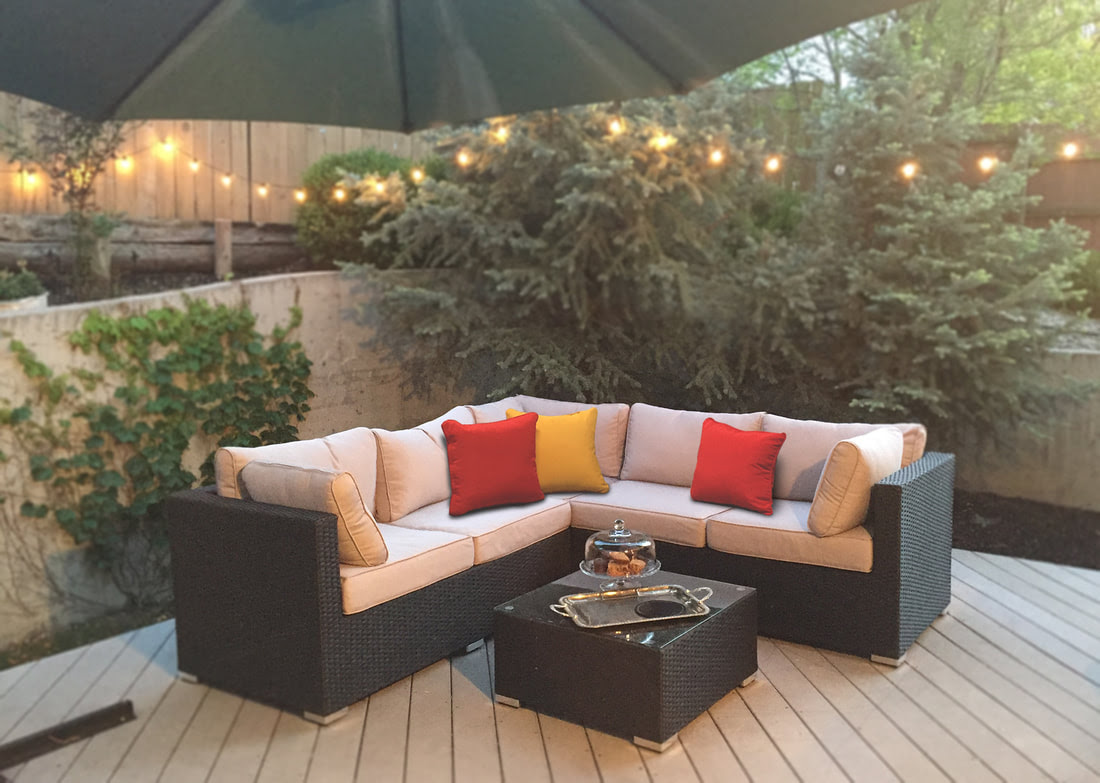 MODERN OUTDOOR FURNITURE - MODERN AND INDUSTRIAL FURNITURE ...