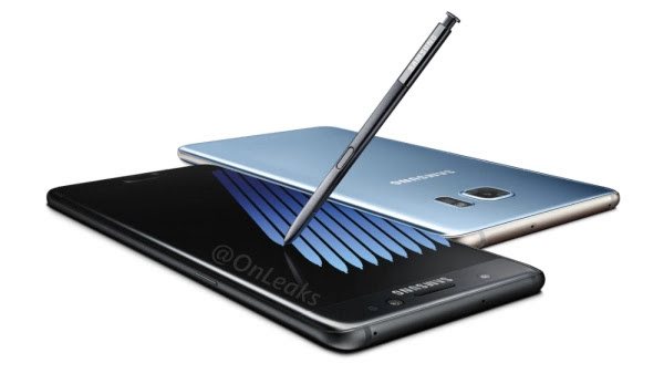 See Reason Why you should hurry up and preorder the Galaxy Note 7