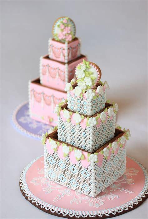 1000  ideas about Cake Boxes on Pinterest   Wedding cake