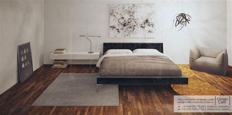 modern art deign cafe wintery bedroom painting cream