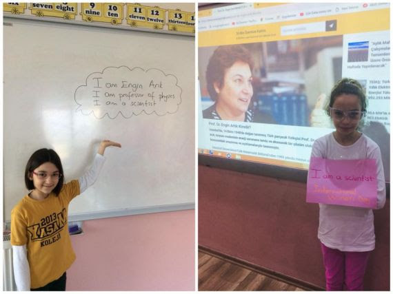 8 Mart Dünya Kadınlar Günü Etkinliğimiz Eğitim Bilişim Ağı