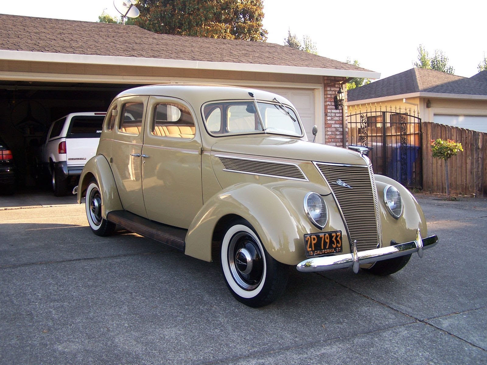 1937 ford 4 door sedan slant back for sale 2016 09 14 1