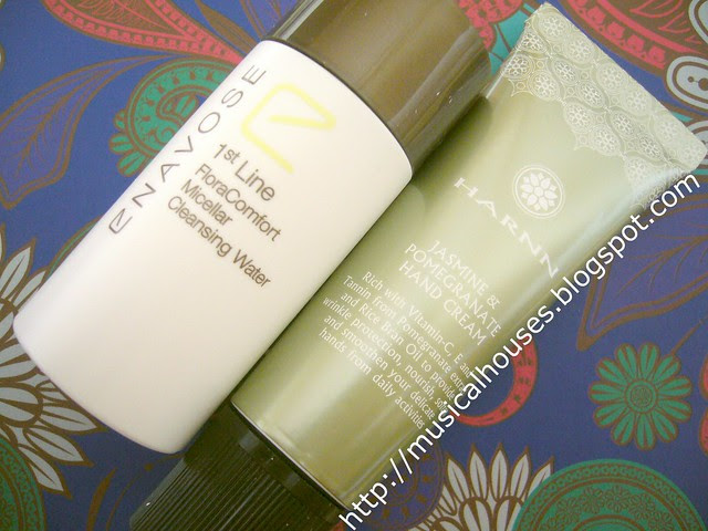 Bellabox Enavose Micellar Cleanser Harnn Hand Cream
