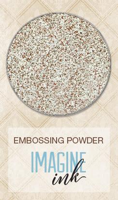 Embossing Powder - Oatmeal