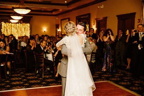 intimate restuarant wedding troy michigan kristina