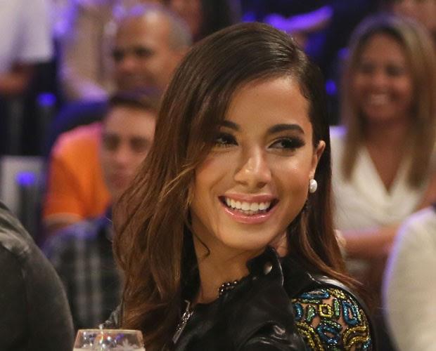 Cantora admite fama de pegadora na adolescência (Foto: Carol Caminha/Gshow)