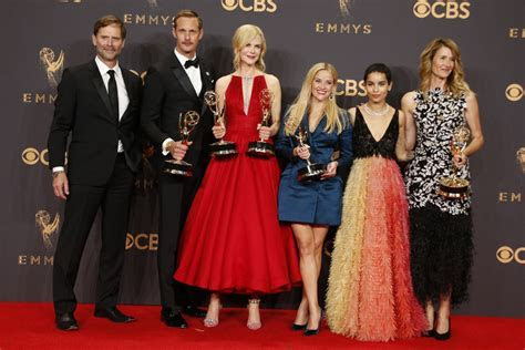 Emmys 2017 winners list: Big Little Lies wins big and
