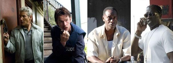 'Atraídos Pelo Crime' traz Richard Gere, Ethan Hawke, Do e Wesley Snipes (Foto: Divulgação)
