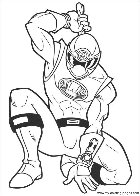 Get the power 15 power rangers coloring pages - Print ...