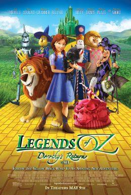 the legend of oz dorothys return movies