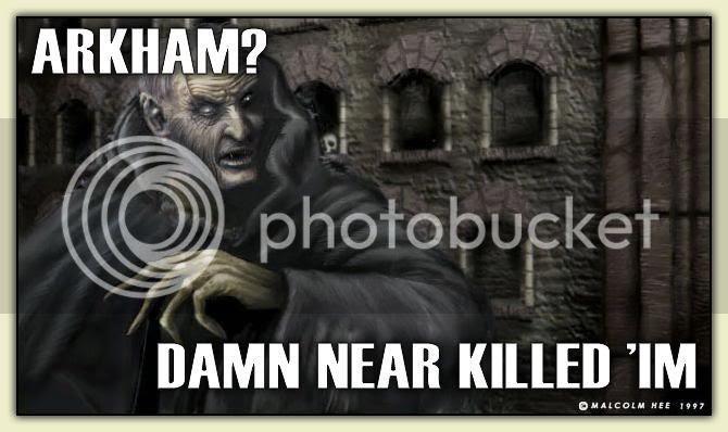 Arkham?